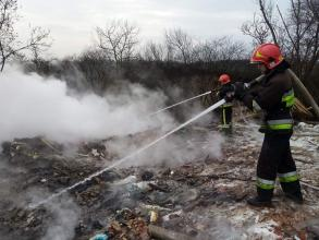 Курсанти Львівського державного університету безпеки життєдіяльності продовжують навчальну практику  в навчальній пожежно-рятувальній частині