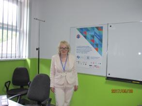 Професор Університету Кривачук Л.Ф. взяла участь у Міжнародній науковій конференції (Польща)