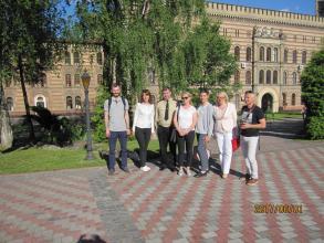 В Університеті перебувала делегація представників Uniwersytetu Zielonogórskego  (Польща) в рамках розвитку міжнародної співпраці у галузі соціальної роботи