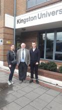 Курсанти Університету прибули на навчання до Лондона  за програмою ERASMUS+