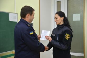 Офіцери ДСНС підвищували кваліфікацію  в інституті післядипломної освіти ЛДУБЖД