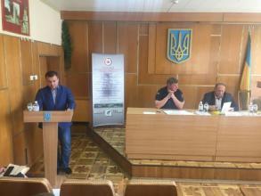 Представник Університету взяв участь в обговоренні стану та перспектив розвитку наукової діяльності в ДСНС