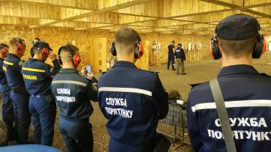 Співпраця між Львівським державним університетом безпеки життєдіяльності та Естонською академією  безпеки