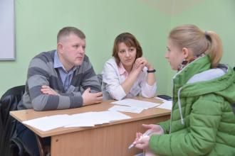 В Університеті проходить практична частина  ІІ етапу Всеукраїнської олімпіади з дисципліни «Безпека життєдіяльності»