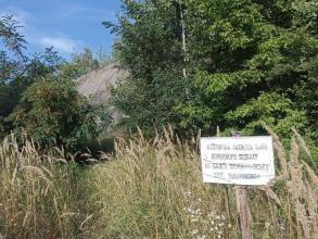 Представники Університету провели польові дослідження на териконі шахти Межирічанська ДП «Львівугілля»