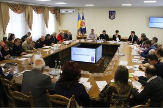 Представники Університету взяли участь в обговоренні Стратегії відновлення цілісності України і деокупації Донбасу «Механізм малих кроків»