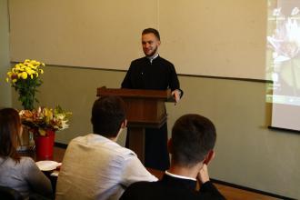 9 жовтня 2018 року відбувся Науково-практичний культурологічний семінар «ЧИТАННЯ ЯК СПОСІБ РОЗВИТКУ ЕМОЦІЙНОГО ІНТЕЛЕКТУ», який організувала і провела кафедра українознавства