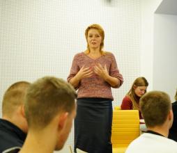 Курсанти та студенти Університету взяли участь у захисті студентських проєктів