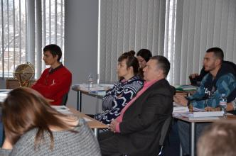 Тренінг для підвищення кваліфікації військових перекладачів у Харкові