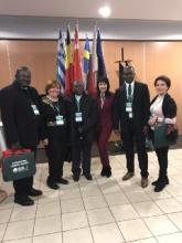 Викладачі та студенти кафедри іноземних мов та перекладознавства перебувають на Міжнародному конгресі в Республіці Польща