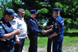 Курсанти Університету  отримали посвідчення «Плавця-рятувальника»