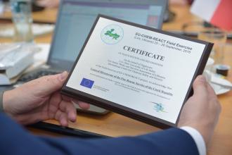 До Університету завітали представники 5 країн у рамках проекту «EU-CHEM-REACT 2»