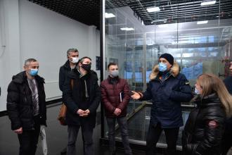 В Навчально-науковій лабораторії систем протипожежного захисту ЛДУБЖД відбулись навчання з головами ОСББ