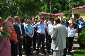 В Університеті відбулася зустріч випускників 2006 року