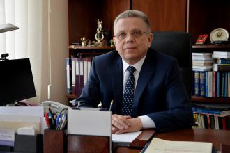 Привітання в.о. ректора Університету Мирослава Коваля з професійним святом –Днем рятувальника!