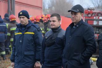 В Інституті післядипломної освіти підвищували кваліфікацію офіцери ДСНС України