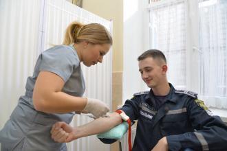 Колектив Університету вітає працівників  Медико-санітарної частини  із професійним  святом