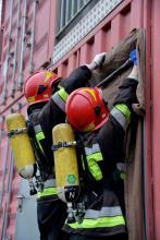На НТП ЛДУБЖД  проведено заняття на тему «Організація та проведення тактичної вентиляції під час гасіння пожежі в огородженні»