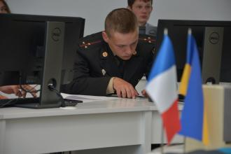 Співпраця Львівського державного університету безпеки життєдіяльності з Посольством Франції в Україні