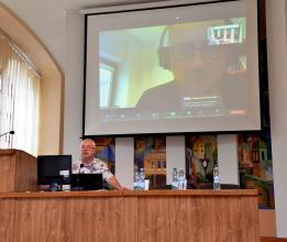 """В Університеті відбувся міжнародний семінар та круглий стіл """"Сучасне перекладознавство в аспекті міжкультурної комунікації"""""""