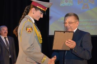 У Львівському державному університеті безпеки життєдіяльності відбувся II етап патріотичної акції «Естафета поколінь»