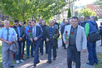 Сьогодні до Львівського державного університету безпеки життєдіяльності завітали випускники 1988 року
