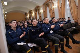 У ЛДУБЖД відбулась зустріч із Володимиром Жемчуговим в рамках проєкту «Бранці Кремля»