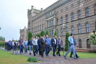 17 червня до Університету завітали випускники 2002 року
