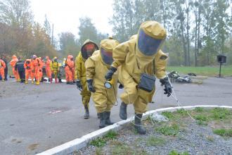Продовження проекту «Підтримка системи навчання добровільної пожежної охорони, а також підвищення кваліфікації державних рятувальних служб України» на базі Університету