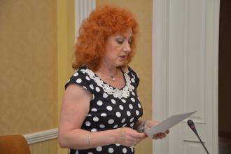 В Університеті відбувся успішний захист дисертаційної роботи Мар'яни  Купчак