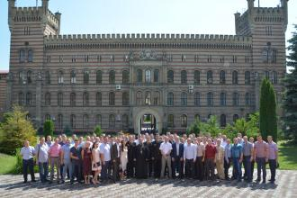 До Університету завітали випускники 2008/2009 року навчання