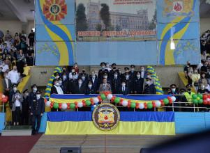 Vivat випускники ЛДУБЖД: в Університеті відбувся випуск бакалаврів