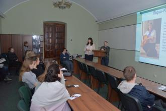 В Університеті відбувся cемінар на тему: «Соціальна робота з людьми з особливими потребами»