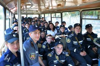 15 серпня у Львівському державному університеті безпеки життєдіяльності розпочався Табірний збір 2017