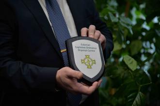 Ректор Естонської академії наук з безпеки Марек ЛІНК у Львівському державному університеті безпеки життєдіяльності