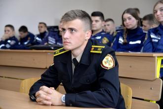 """В Університеті проведено семінар для курсантів спеціальності """"Цивільна безпека"""""""