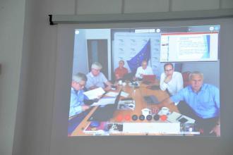 EU-CHEM-REACT 2 польові навчання (FSX): в Університеті відбулась онлайн-конференція з планування міжнародного проєкту