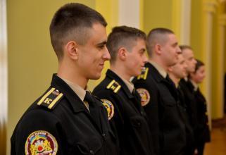 У Львівському державному університеті безпеки життєдіяльності відбувся розподіл випускників 2019 року