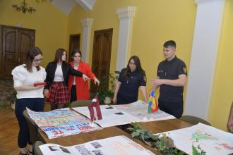 В Університеті відбувся щорічний конкурс «Стінного друку»