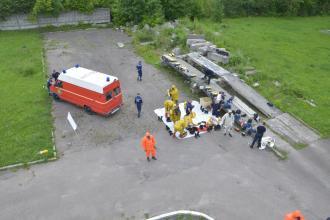 На базі Університету проводились навчально-методичні збори з організації роботи газодимозахисної служби в підрозділах територіальних органів та підрозділах центрального підпорядкування ДСНС України