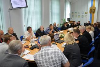 12 вересня відбулось засідання Вченої Ради Львівського державного університету безпеки життєдіяльності