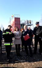 Відкриття першого «Вогневого модуля» в Україні: Генеральний консул Польщі відкрила на полігоні ЛДУБЖД вогневий навчальний комплекс