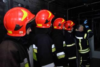 400 градусів у «Вогневому модулі»: викладачі Університету набули нових практичних навиків