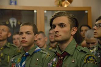 Пластуни завітали до Львівського державного університету безпеки життєдіяльності