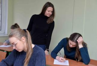 В Університеті відбулась олімпіада з французької та німецької мов