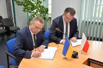 Підписано угоду про міжнародну співпрацю між Львівським державним університетом безпеки життєдіяльності та Державним дослідницьким інститутом (м. Варшава)