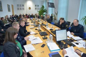 Відбулось останнє в 2018 році розширене засідання Вченої ради Університету