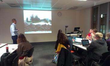 Науково-педагогічні працівники Університету викладають у Кінгстонському університеті