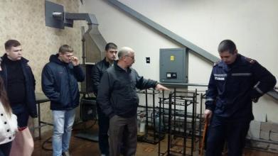 Університет продовжує співпрацю з Українським  науково-дослідним інститутом  цивільного захисту