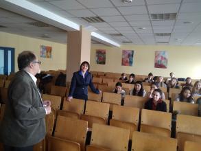 Доцент Львівського державного університету безпеки життєдіяльності Марія Онищук пройшла стажування в Академії Cуспільних Наук (м. Варшава, Польща)